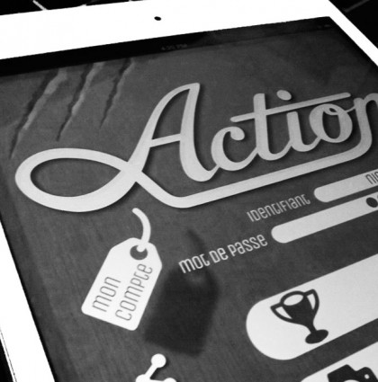 ACTION APP